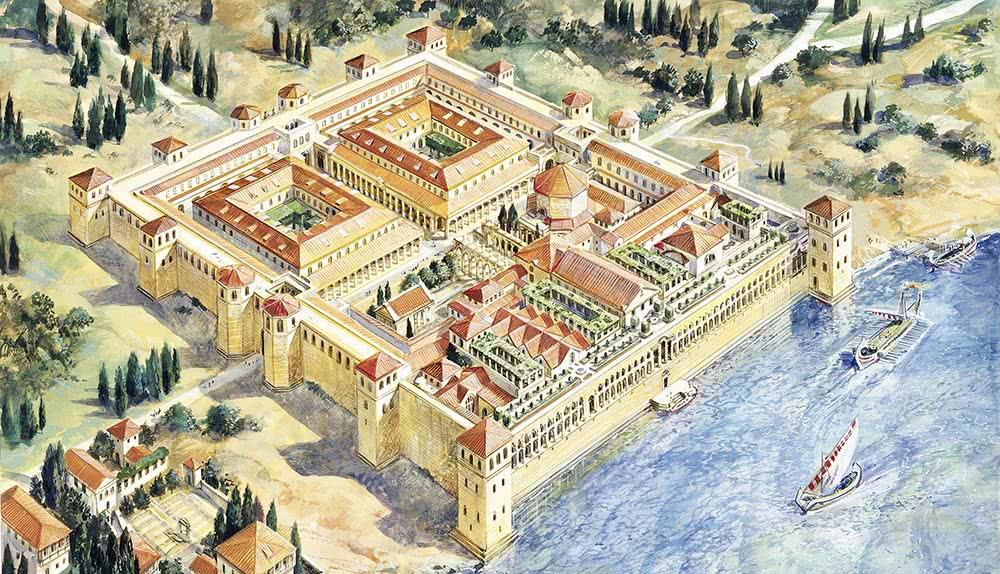 Graditeljsko Umijece Rimljana